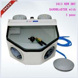 Neue Sandstrahler Schmuck Sandstrahlen Maschine Schmuck Werkzeuge Schmuck Werkzeuge und Ausrüstung Gute Qualität Beste Preis