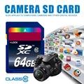 100% Full Size  SD card class 10 Flash card  64GB 32GB 16GB 8GB SDHC Memory Card SD Card microSDXC with Camera tablet PC