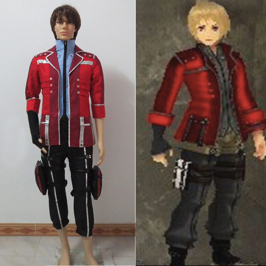 God Eater Burst Utsugi Renka Lenka Utsugii Cosplay Costume Halloween Uniform Outfit ...