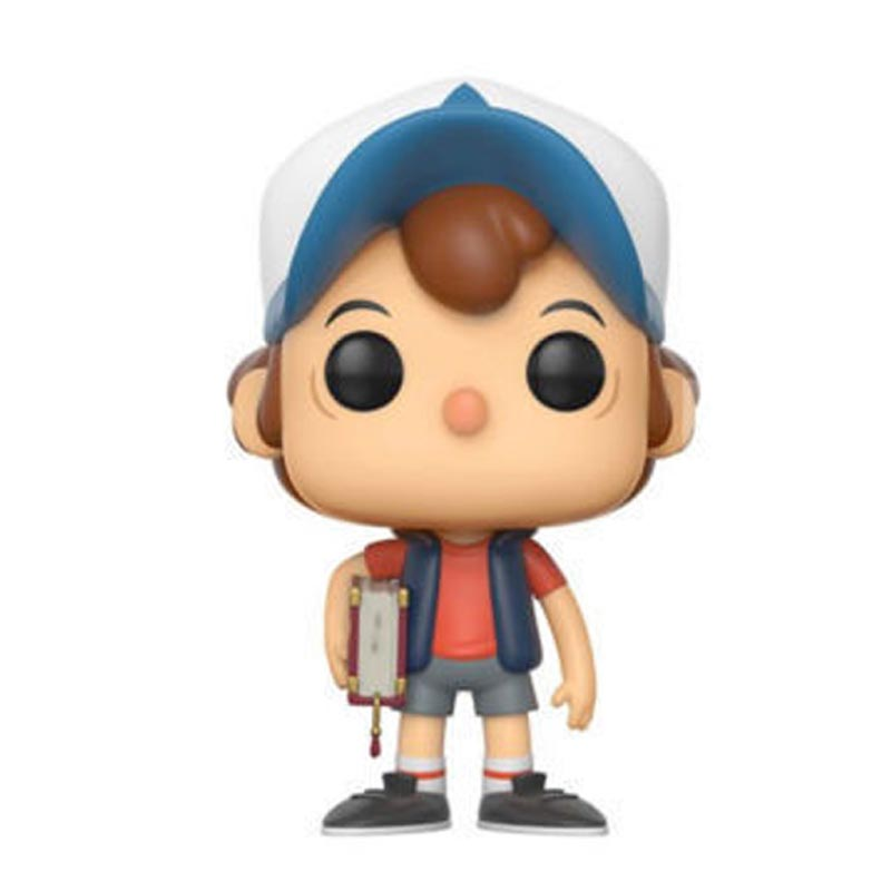 Gravity Falls Dipper Pines Action Figures 240 Collection Model Toys 4