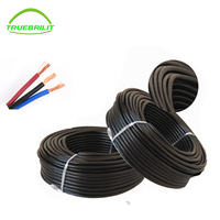 10M 3pin Waterproof Electrical Cable 18 AWG Extend PVC Led Wire 0 75 2