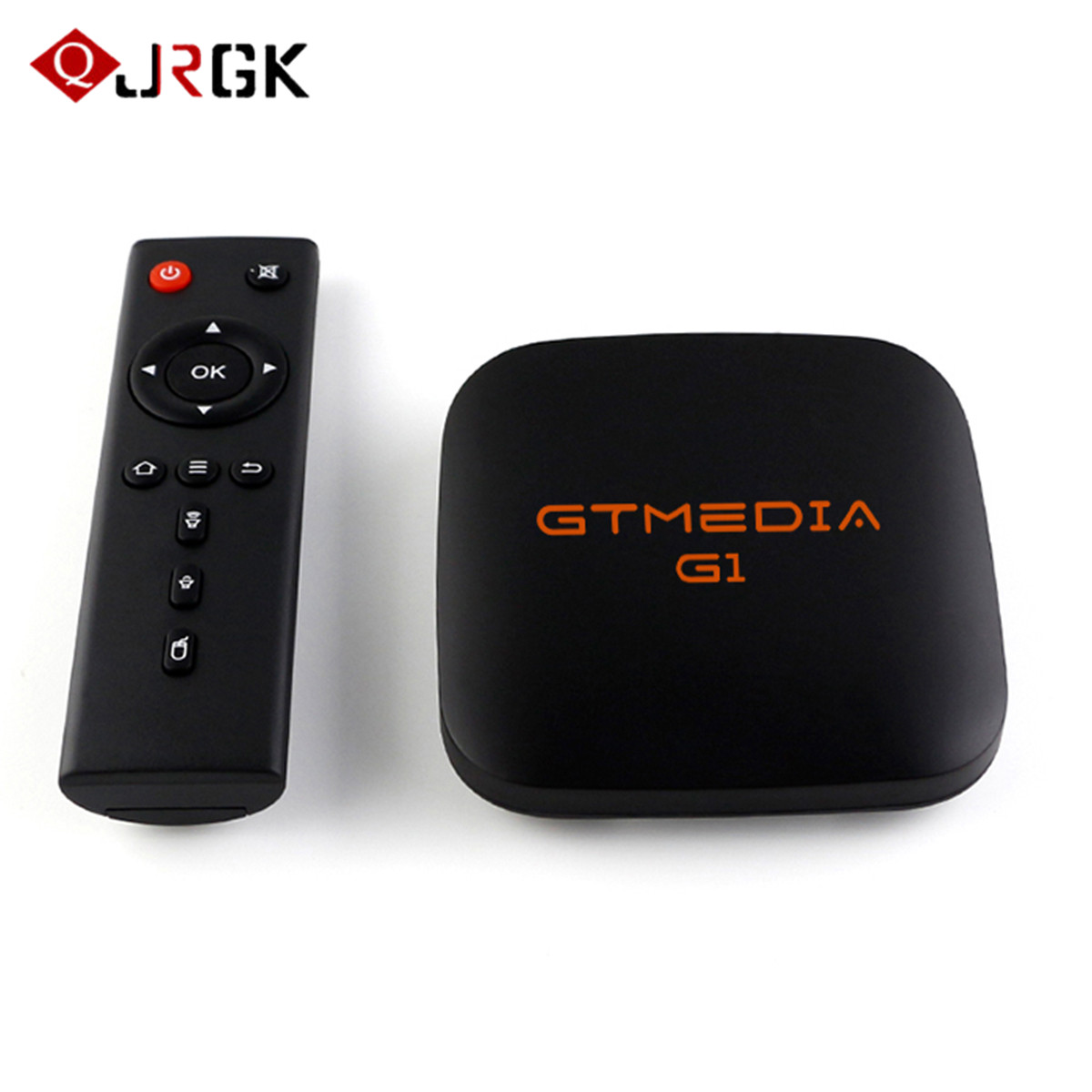 Fuloophi G1 S905W Android 7.1 tv box media player 1GB RAM 8GB ROM set top smart tv box hot sell 4Kx2K HD 2.4G Wifi box