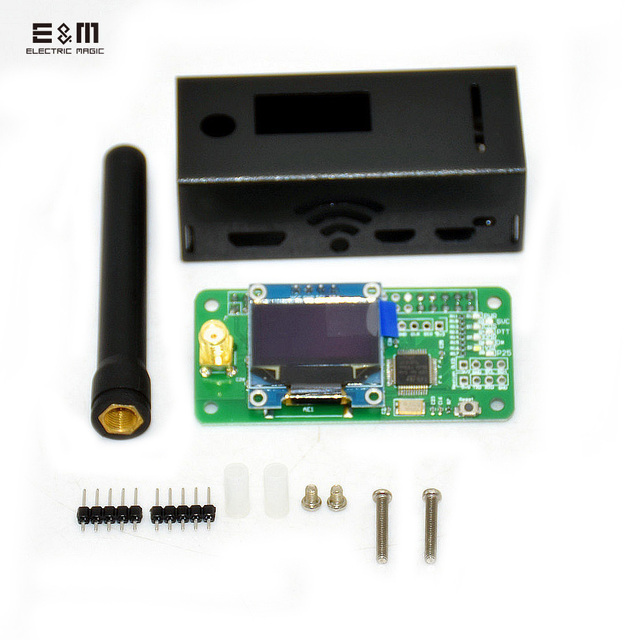 US $32 99  MMDVM Digital Voice Modem Jumbo China Spot Hotspot RTQ P25 DMR D  STAR C4FM YSF for Raspberry pi Zero W Nano UHF VHF DIY Kit-in Integrated