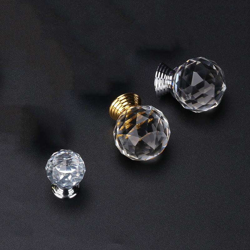 Round-Diamond-Crystal-Glass-Knobs-Cupboard-Pulls--(17)