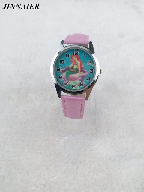 Free Drop Shipping 1pcs/lot Cartoon Popular Pink Lovely Princess Ariel Little Me