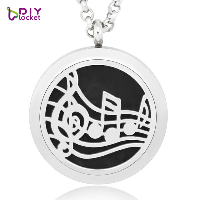 30mm aroma necklace diffuser perfume diffuser lockets essential oil 30mm aroma necklace diffuser perfume diffuser lockets essential oil perfume stainless steel aromatherapy necklace locket aloadofball Images