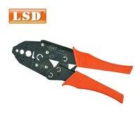 LS-457 CCTV/CATV ferramenta de compressão  ferramenta para cravar cabo coaxial 11/8. 2/5. 4 milímetros 4C 5 7C cabo crimper