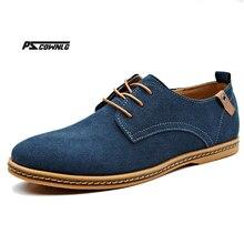 Новинка весны 2017 года Мужская обувь модные повседневные мужские ботинки Спортивная прогулочная обувь 7 видов цветов большой размер 38–47 Лидер продаж
