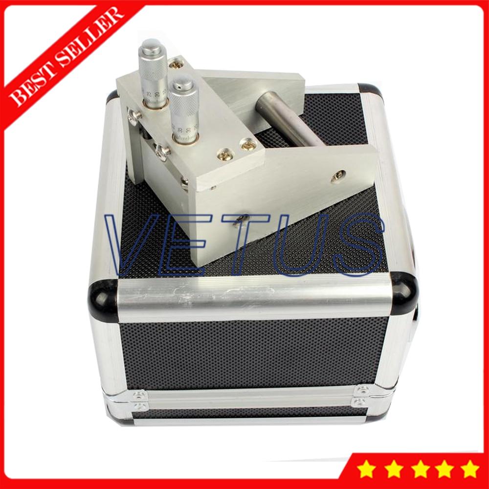 KTQ II Регулируемый аппликатор для плёнки Coater от 0 до 3500um диапазон влажной пленки устройство для подготовки Scrape ширина 55 100 150 мм