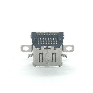 Image 3 - 5PCS Original Neue Micro USB DC Power Jack Buchse Stecker Ladegerät Für Schalter Konsole Lade Port