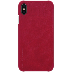 For Iphone XR Case Iphone XS Max case Luxury Business Flip PU Leather Case NILLKIN Back Cover Wallet Cases Card Slot Phone bags 3