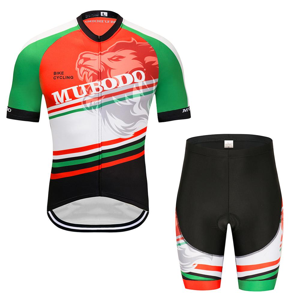 vtt vetement cycling clothes ciclismo cycling kit uniforme de ciclismo 2019 strój kolarski completino ciclismo велотовары