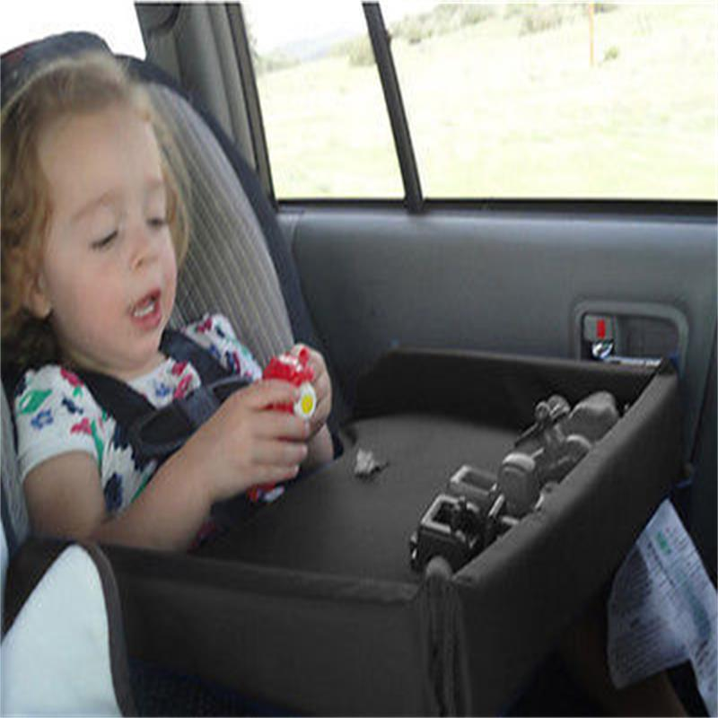 Car Seat Toy Holder : Child car seat tray waterproof storage kids toy holder