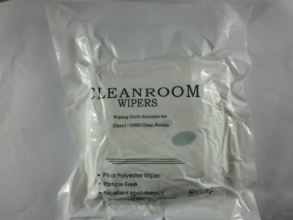100 pcs/sac Superfine Fiber essuie-glace de salle blanche non-poussière chiffon LCD/A MENÉ LA CARTE PCB pochoir d'essuyage Lunettes chiffon de nettoyage clothwipers