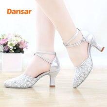 Women Ladies Girls Latin Dance Shoes ,Dancing Shoes For Jazz,Ballroom,Salsa,Waltz,Professional High Quality About 5cm/7cm Heel