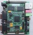 Envío gratis placa de desarrollo DSP/junta/TMS320C6748/procesamiento de imágenes de vídeo/cámara/audio/LCD