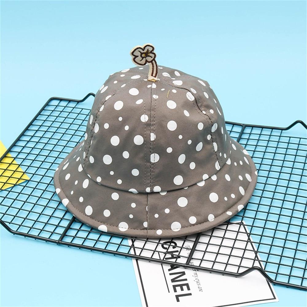 EASY BIG 10-24Months Vasaros taškas Unisex kūdikių skrybėlės - Kūdikių drabužiai - Nuotrauka 4