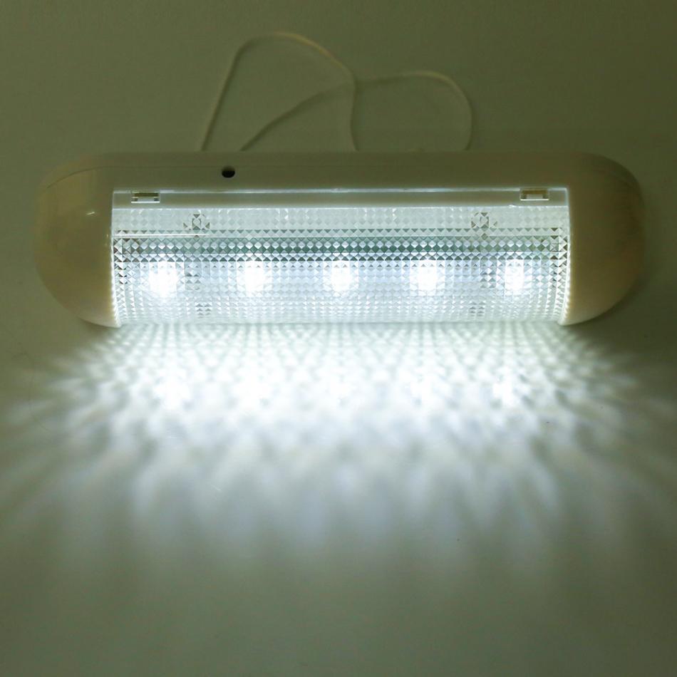 Énergie Solaire 6pcs pont DEL Ampoules Lampe Escalier Voie chaude Clôture souterrain