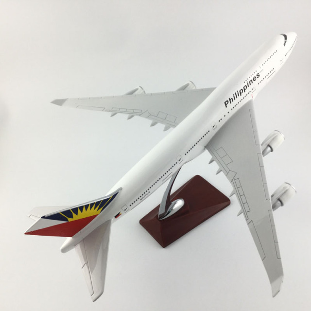 Aircraft Model 747-400 Philippine Airlines