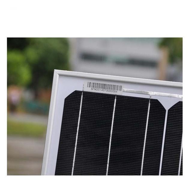 solar panel china 150w 18v 2pcs/lot solar module 300w 12v solar battery charger monocrystalline painel solar home off grid