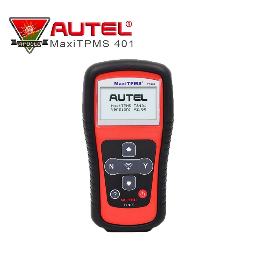 Prix pour [Distributeur Autel] Autel TS401 TPMS De Diagnostic et Service Tool MaxiTPMS TS401 Professionnel Outil D'analyse en Stock