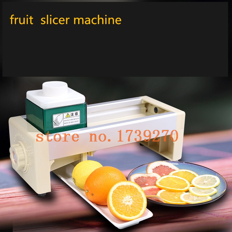 commercial use Lemon Fruit Manual Push-pull Potato Vegetable Slicer Ginger Slim Multi-function Fruit Slicer