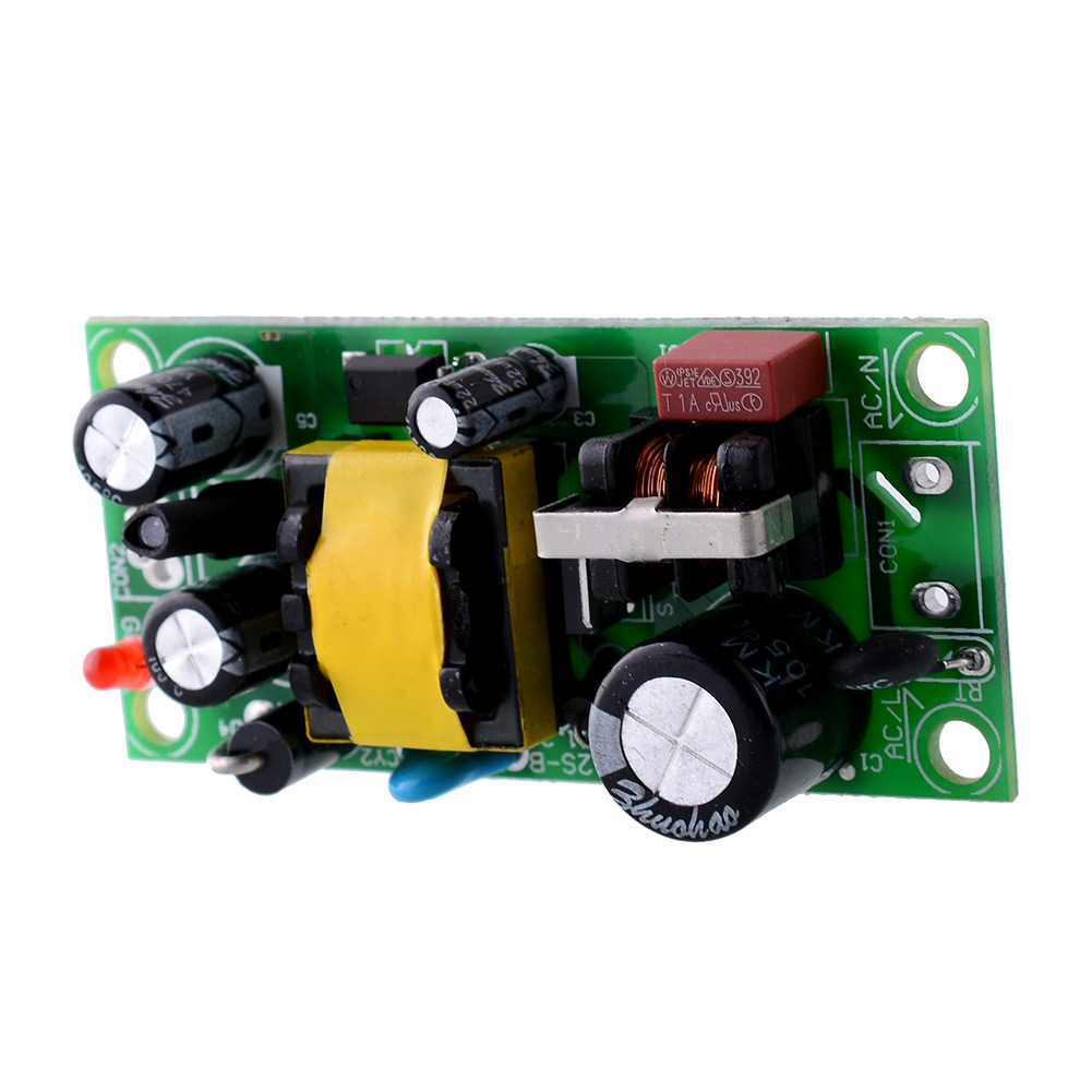 new 12v 1A AC-DC Power Supply Buck Converter Step Down Module Convertible adapter adaptor Transformer 1pcs professional step down power dc dc cc cv buck converter step down power supply module 8 40v to 1 25 36v power module