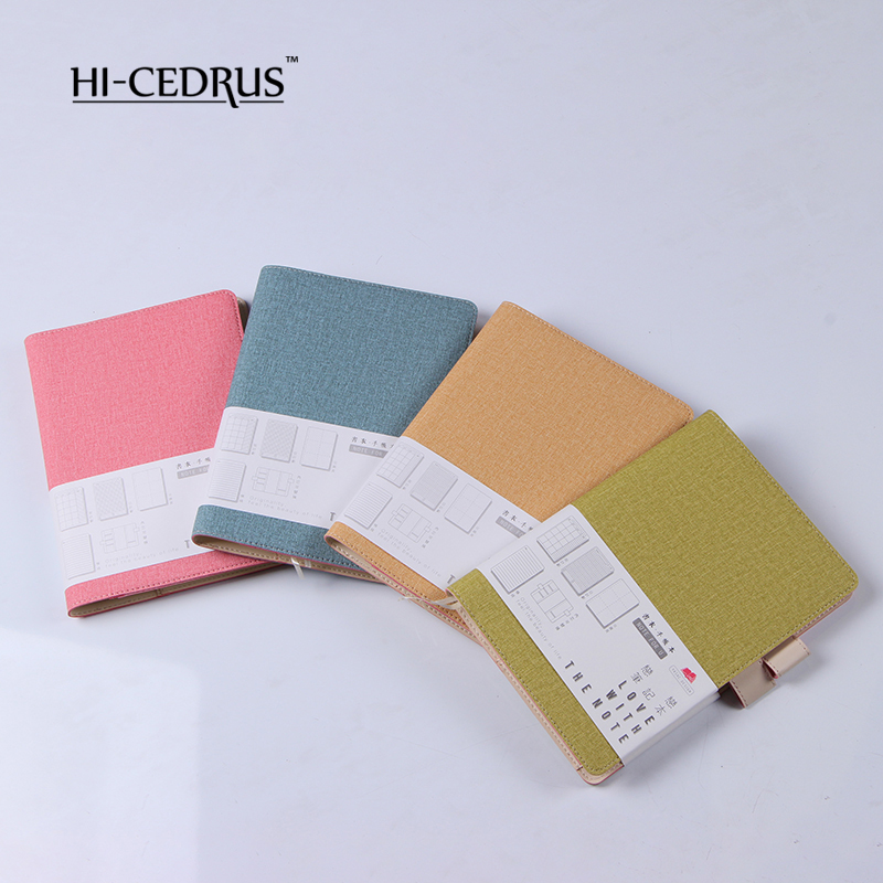 A5 Candy Colors Fashion Diary Notebook Memo Book Travel Journal Gift Daily Planner School Stationery WJ006 fashion business pu leather a5 notebook portable black red book travel journal planner diary stationery office & school supplies