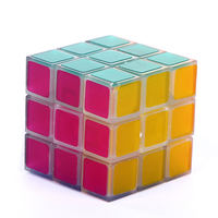 Wilscoil Brand 3x3x3 Profissional Puzzle Cube Childhood Educational Grownups Intelligence Toys 5 5cm ABS Magic Cubes