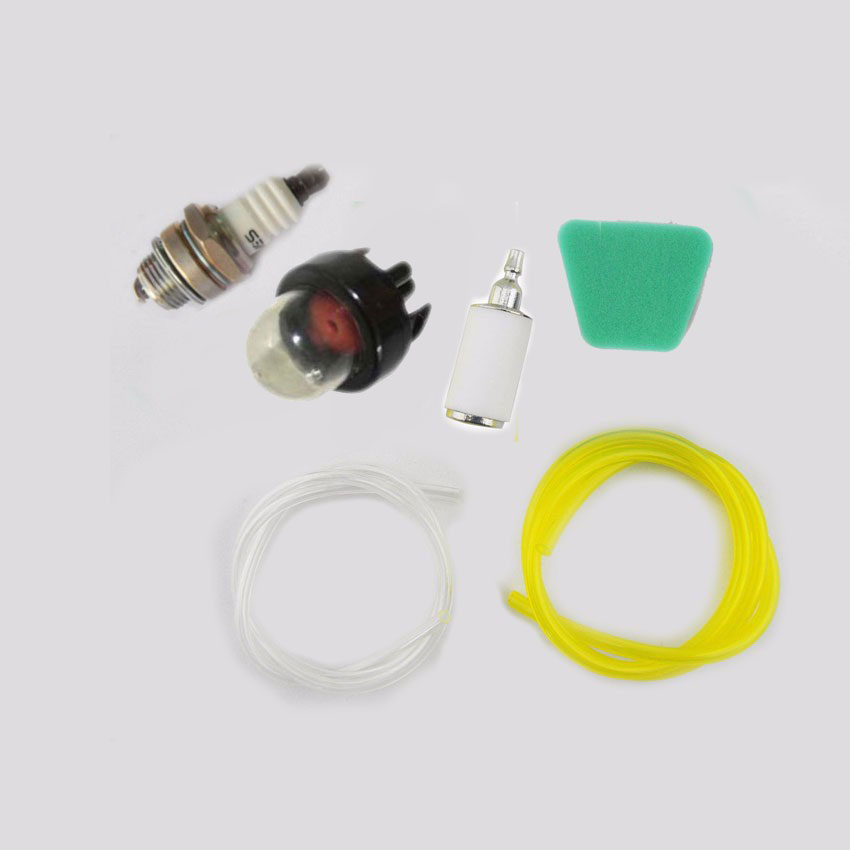 Air Fuel Line Filter Primer Bulb Fits Craftsman Poulan Chainsaw Trimmer blowers Cutter Weed Eater Generator Mowers Parts ...