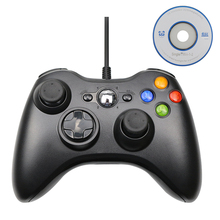 USB Wired Gamepad Game System PC Controller For Computer Windows 7 / 8 / 10 Not for Xbox Joypad Controle anbes wired gamepad usb classic game controller gamepad joypad for pc for sega for saturn system style for pc page 5 page 7 page 2