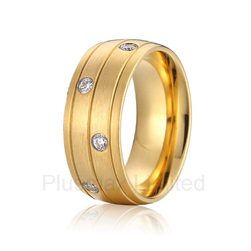 2016 vendeur en ligne professionnel et fiable toutes sortes de bagues de bijoux de mariage pour hommes et femmes