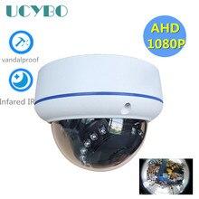 Video überwachung kamera AHD 1080 P HD 2MP Infared IR mini dome Panorama fisch auge home security cctv analog 360 kamera