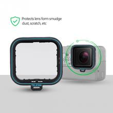 Тонкий прозрачный объектив камеры поляризатор линзы фильтр Аксессуар для Gopro Hero 5 и 6
