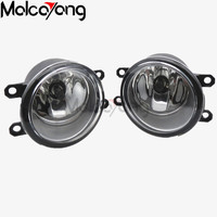 2 Pcs Set For Toyota CAMRY 2010 Cars Exterior Front Bumper Light Fog Lamps Original Fog