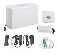 Портативный концентратор кислорода, натуральная Портативный концентратор кислорода Главная Путешествия с Автомобильное зарядное устройс