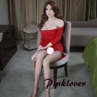 Pinklover 165cm American girl Full size real silicone artificial realistic pussy adult products sex dolls for men