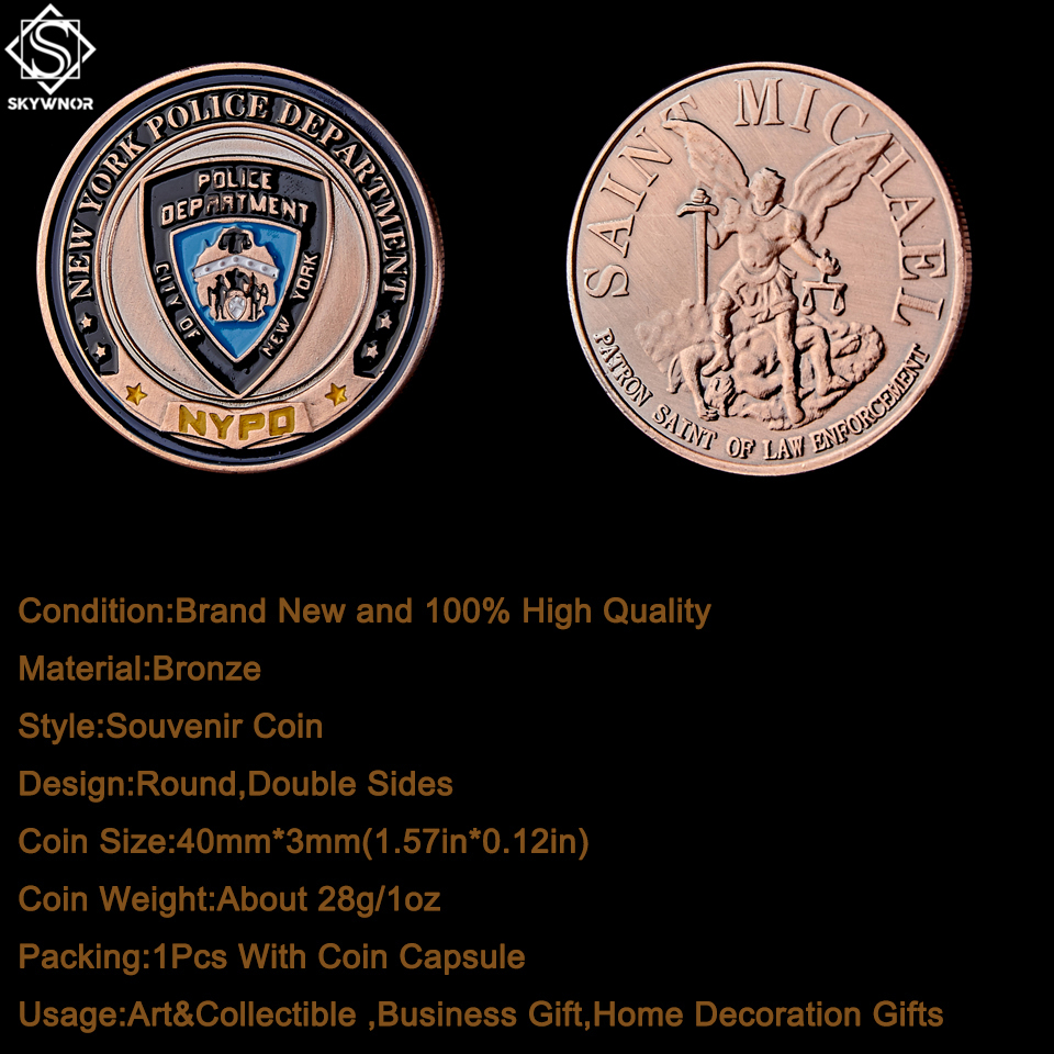 5PCS 82nd Airborne Division Anniversary All American Army Challenge Coin