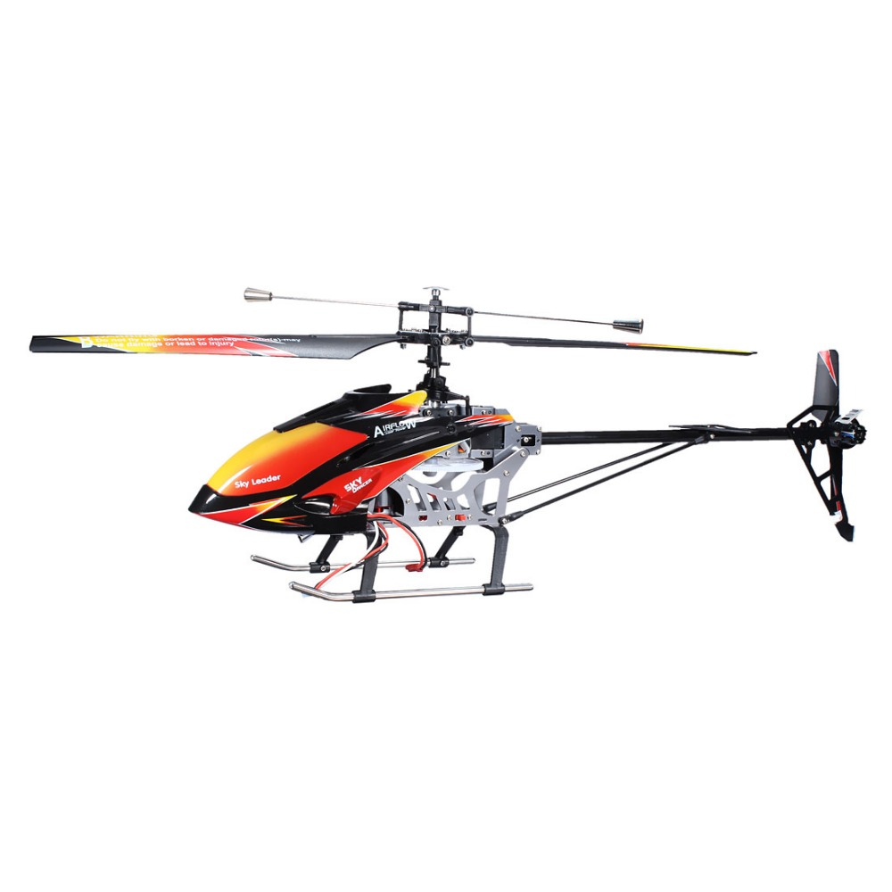 High-Quality-WLtoys-V913-Brushless-Version-2-4G-4CH-RC-Helicopter-RTF-Free-EMS (2)