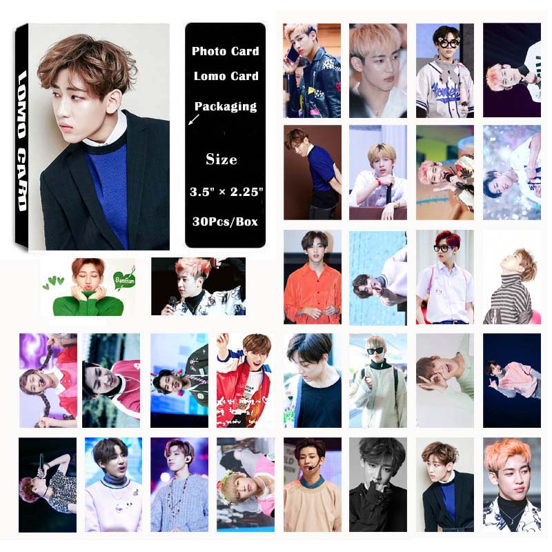 Humorous Yanzixg Kpop Got7 Album Bambam Fly Self Made Paper Lomo Card Photo Card Poster Hd Photocard Fans Gift Collection To Ensure A Like-New Appearance Indefinably Jewelry Findings & Components Jewelry & Accessories