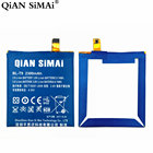 QiAN SiMAi 1PCS 2017 New 100% High Quality BL-T9 BL T9 BLT9 Battery For LG Google Nexus 5 D820/D821 Phone +track code