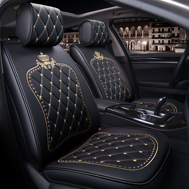 Surprising Us 158 4 28 Off Car Seat Cover Auto Seats Covers Vehicle Chair Leather Case For Mg Zs Mg3 Mini Clubman Cooper R56 Countryman In Automobiles Seat Machost Co Dining Chair Design Ideas Machostcouk