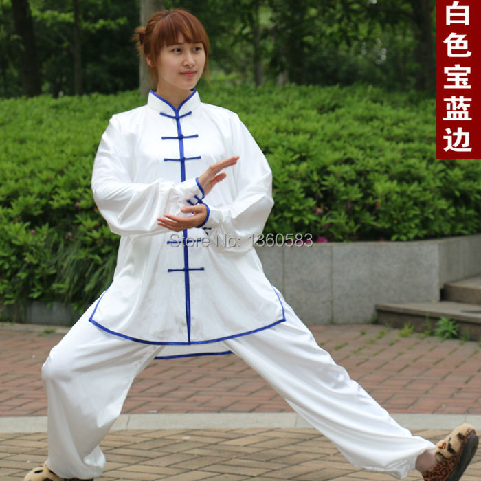 Free shipping tang suits Tai ji clothing Martial arts ...
