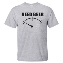 NEED BEER men's t-shirt
