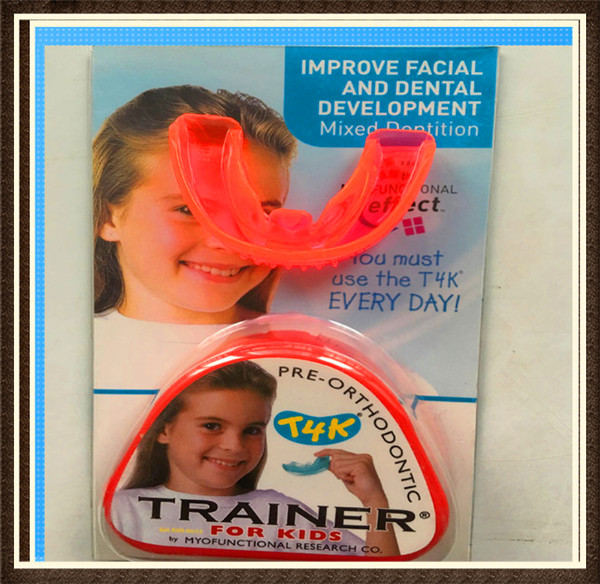T4K Australia Original Teeth Trainer with Certificate for Kids Low shipping fee original myofunctional t4k orthodontic teeth trainer t4k teeth trainer t4k phase 2