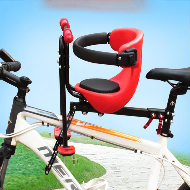 AOXIN Children's front seat mat Bicycle child seat front mountain bike electric battery baby safety child baby bicycle seat roswheel mtb bike bag 10l full waterproof bicycle saddle bag mountain bike rear seat bag cycling tail bag bicycle accessories