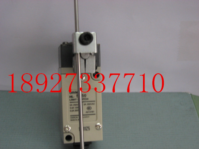 [ZOB] Supply new original authentic omron Omron limit switch HL-5050  --5PCS/LOT [zob] 100 new original authentic omron omron level switch 61f gp n ac220v 2pcs lot