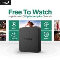 Great Arabic IPTV Top Box 2GB RAM Run Faster And High Quality Europe French Maroc Sport