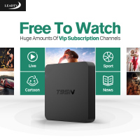 Great Arabic IPTV Top Box 2GB RAM Run Faster And High Quality Europe French Maroc Sport