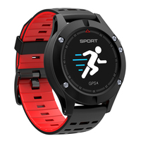 Original NO 1 F5 GPS Smart Watch Bluetooth 4 2 Altimeter Barometer Thermometer Smartwatch Wearable Devices